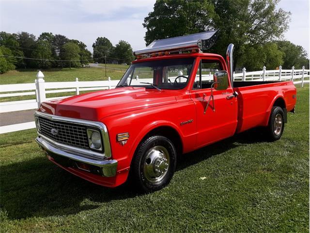 1972 Chevrolet C/K 30