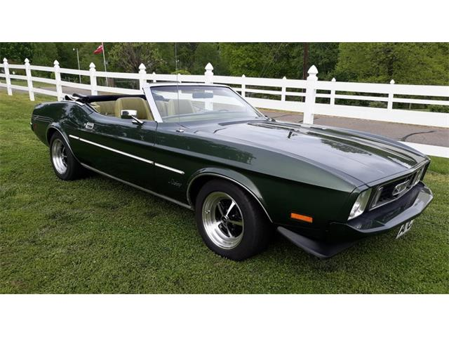 1973 Ford Mustang (CC-1354879) for sale in Greensboro, North Carolina