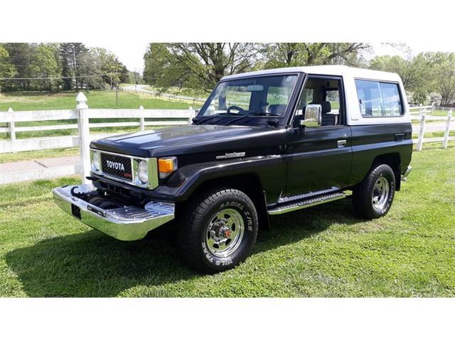 1988 Toyota Land Cruiser FJ (CC-1354887) for sale in Greensboro, North Carolina