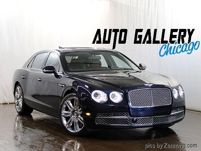 2016 Bentley Flying Spur (CC-1350489) for sale in Addison, Illinois