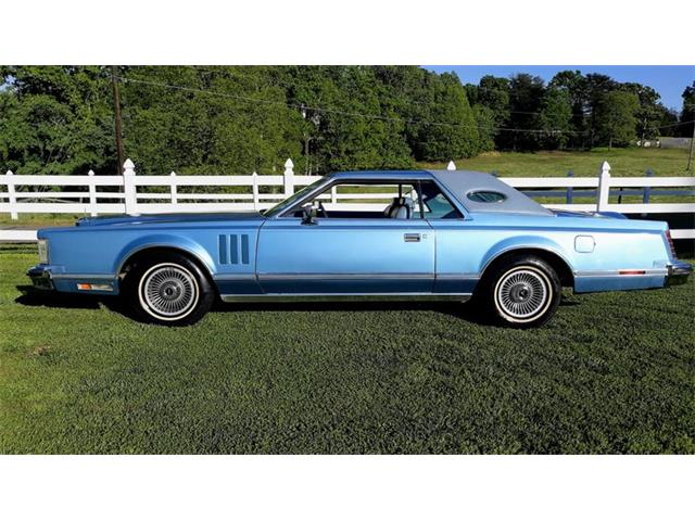 1978 Lincoln Continental (CC-1354891) for sale in Greensboro, North Carolina