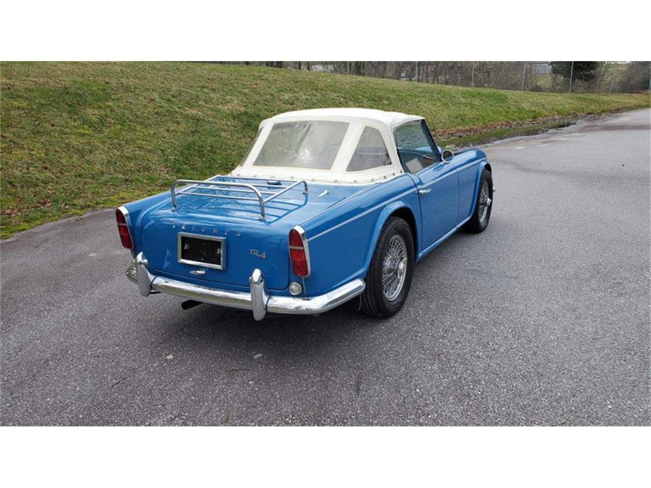 1964 Triumph TR4 (CC-1354898) for sale in Greensboro, North Carolina