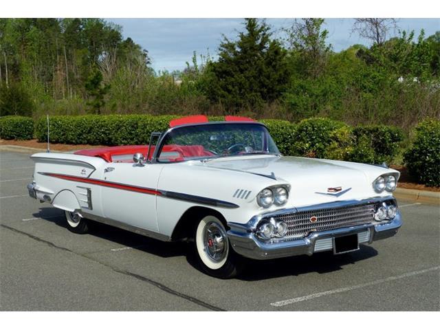 1958 Chevrolet Impala (CC-1354902) for sale in Greensboro, North Carolina