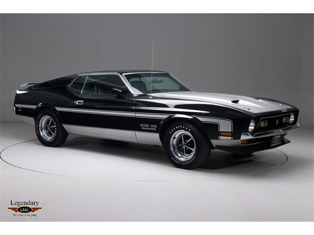 1971 Ford Mustang (CC-1350491) for sale in Halton Hills, Ontario