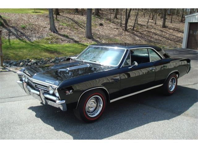 1967 Chevrolet Chevelle (CC-1354940) for sale in Greensboro, North Carolina