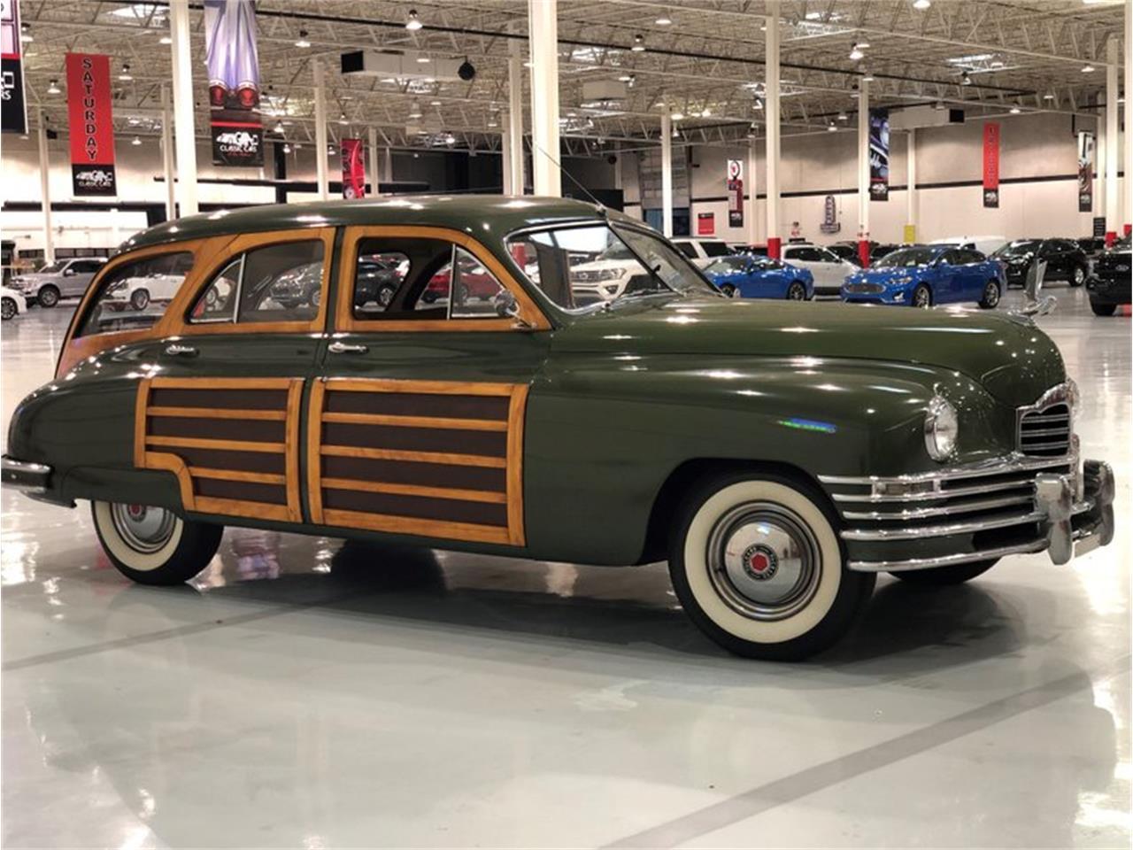 1948 Packard Woody Wagon (CC-1354944) for sale in Greensboro, North Carolina