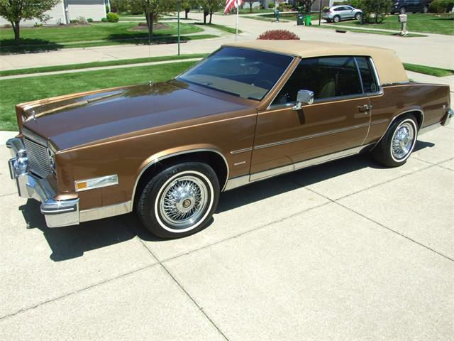 1981 Cadillac Eldorado (CC-1354962) for sale in Canton, Ohio