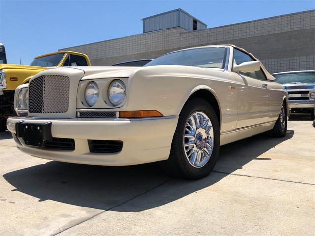 2000 Bentley Azure (CC-1350497) for sale in Brea, California