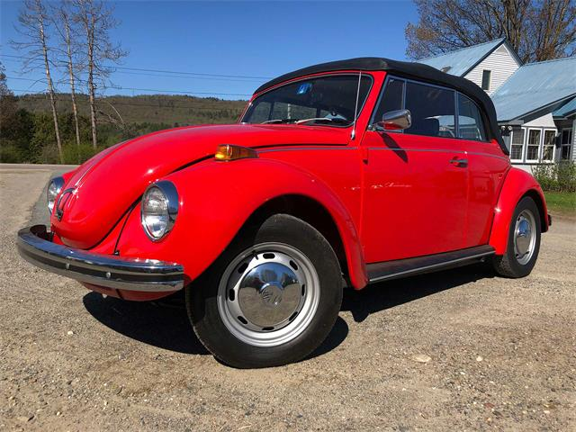 1971 Volkswagen Super Beetle (CC-1354971) for sale in Morrisville, Vermont