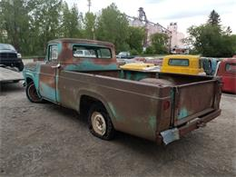 1960 Ford F100 (CC-1354976) for sale in Thief River Falls, Minnesota