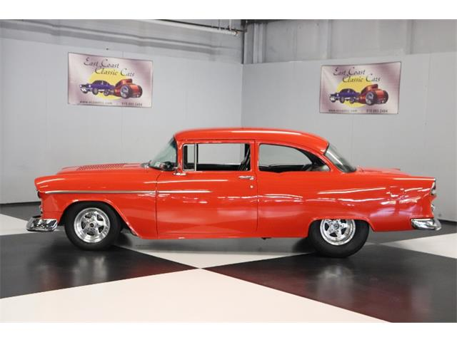 1955 Chevrolet Bel Air (CC-1354982) for sale in Lillington, North Carolina