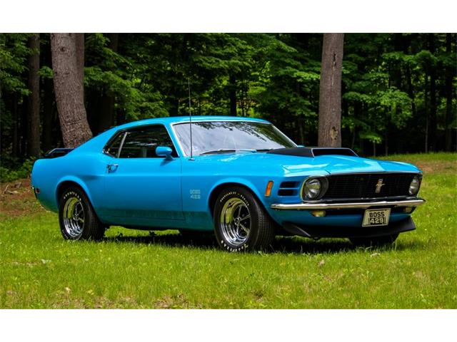 1970 Ford Mustang (CC-1355011) for sale in Saratoga Springs, New York