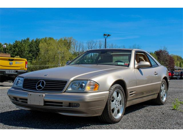 2000 Mercedes-Benz SL500 (CC-1355017) for sale in Saratoga Springs, New York