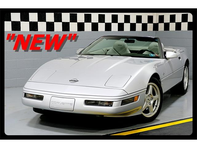 1996 Chevrolet Corvette (CC-1355024) for sale in Old Forge, Pennsylvania
