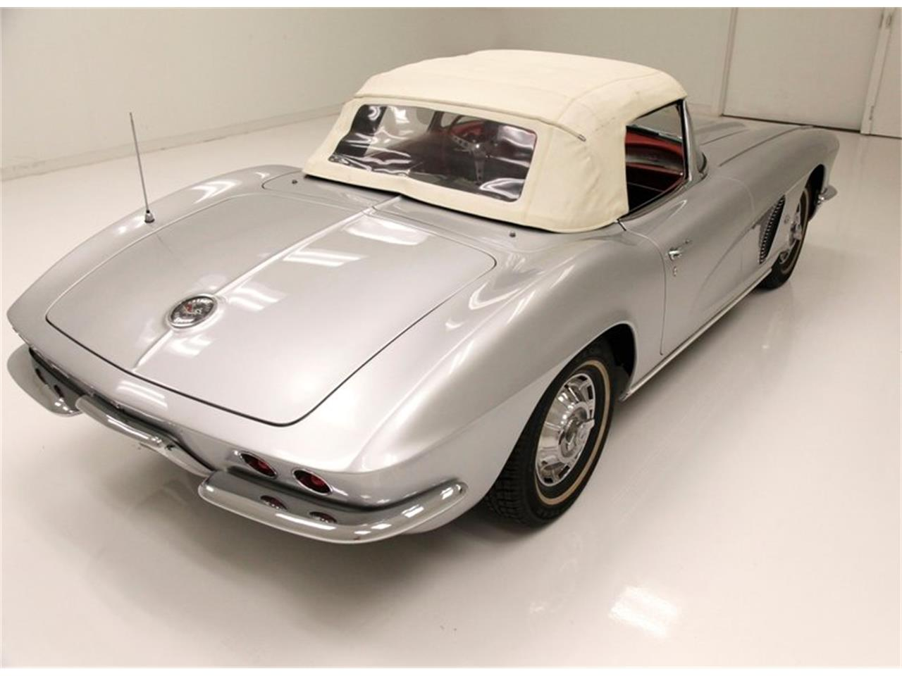 1962 Chevrolet Corvette (CC-1355028) for sale in Morgantown, Pennsylvania