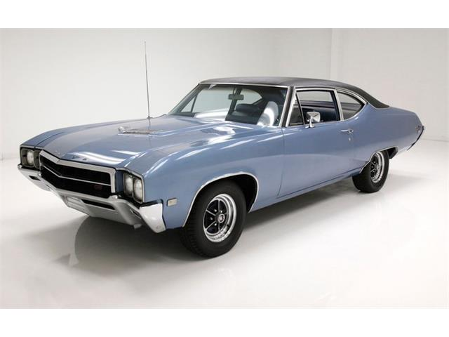 1969 Buick Skylark (CC-1355033) for sale in Morgantown, Pennsylvania