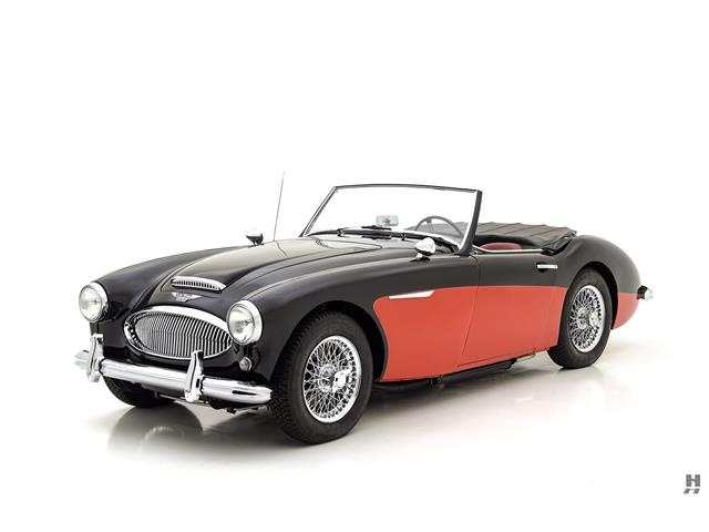 1962 Austin-Healey 3000 Mark II (CC-1355059) for sale in Saint Louis, Missouri