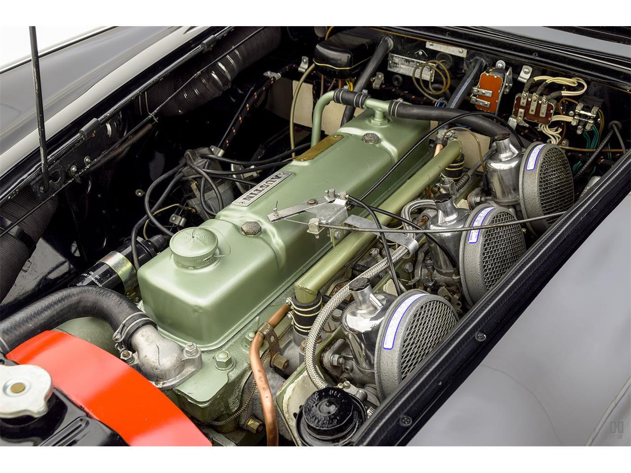 1962 Austin-Healey 3000 Mark II (CC-1355059) for sale in Saint Louis, Missouri