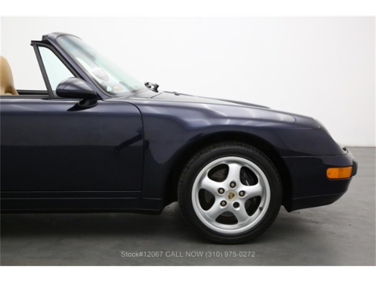 1996 Porsche 993 (CC-1355071) for sale in Beverly Hills, California