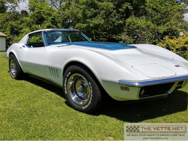 1968 Chevrolet Corvette (CC-1355096) for sale in Sarasota, Florida
