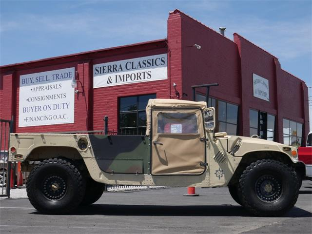 1987 AM General Hummer (CC-1355113) for sale in Reno, Nevada