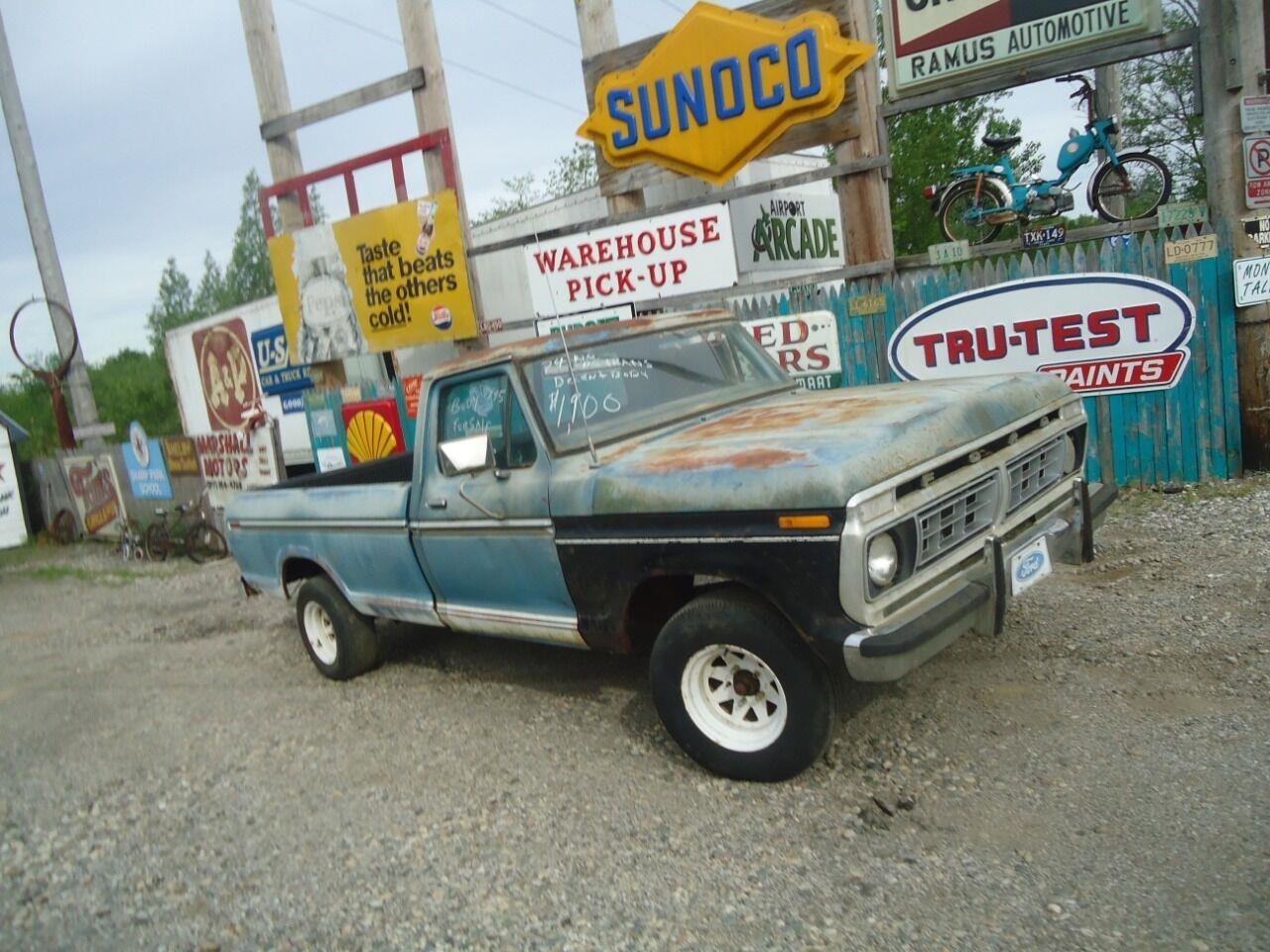 1974 Ford F150 (CC-1355117) for sale in Jackson, Michigan