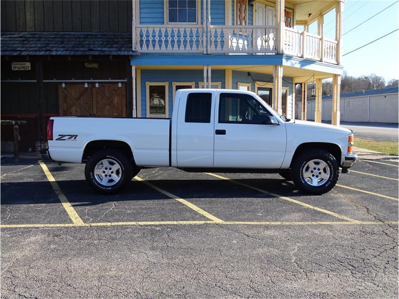 1997 Chevrolet Silverado (CC-1355123) for sale in Greensboro, North Carolina