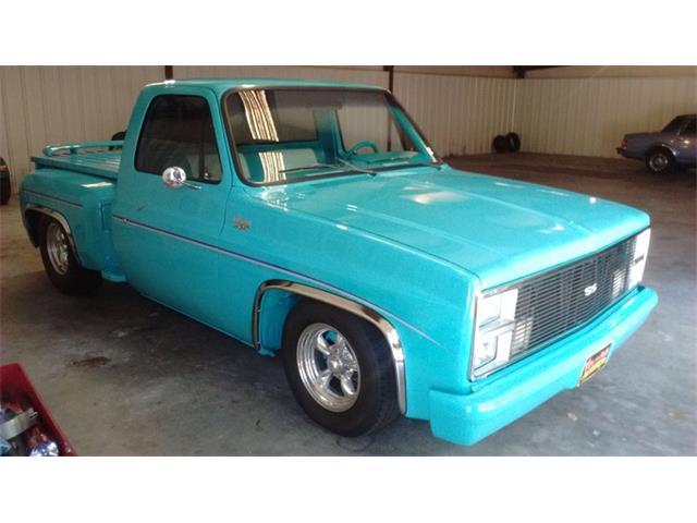 1981 Chevrolet C10 (CC-1355124) for sale in Greensboro, North Carolina