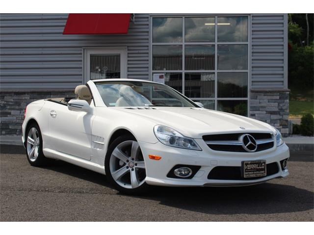 2009 Mercedes-Benz SL-Class (CC-1355125) for sale in Clifton Park, New York