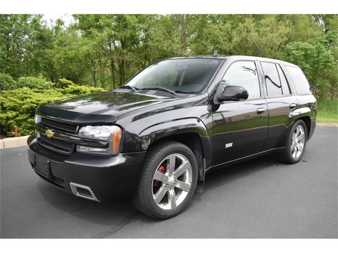 2008 Chevrolet Trailblazer (CC-1355126) for sale in Elkhart, Indiana