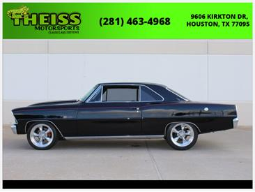 1967 Chevrolet Nova II (CC-1355129) for sale in Houston, Texas