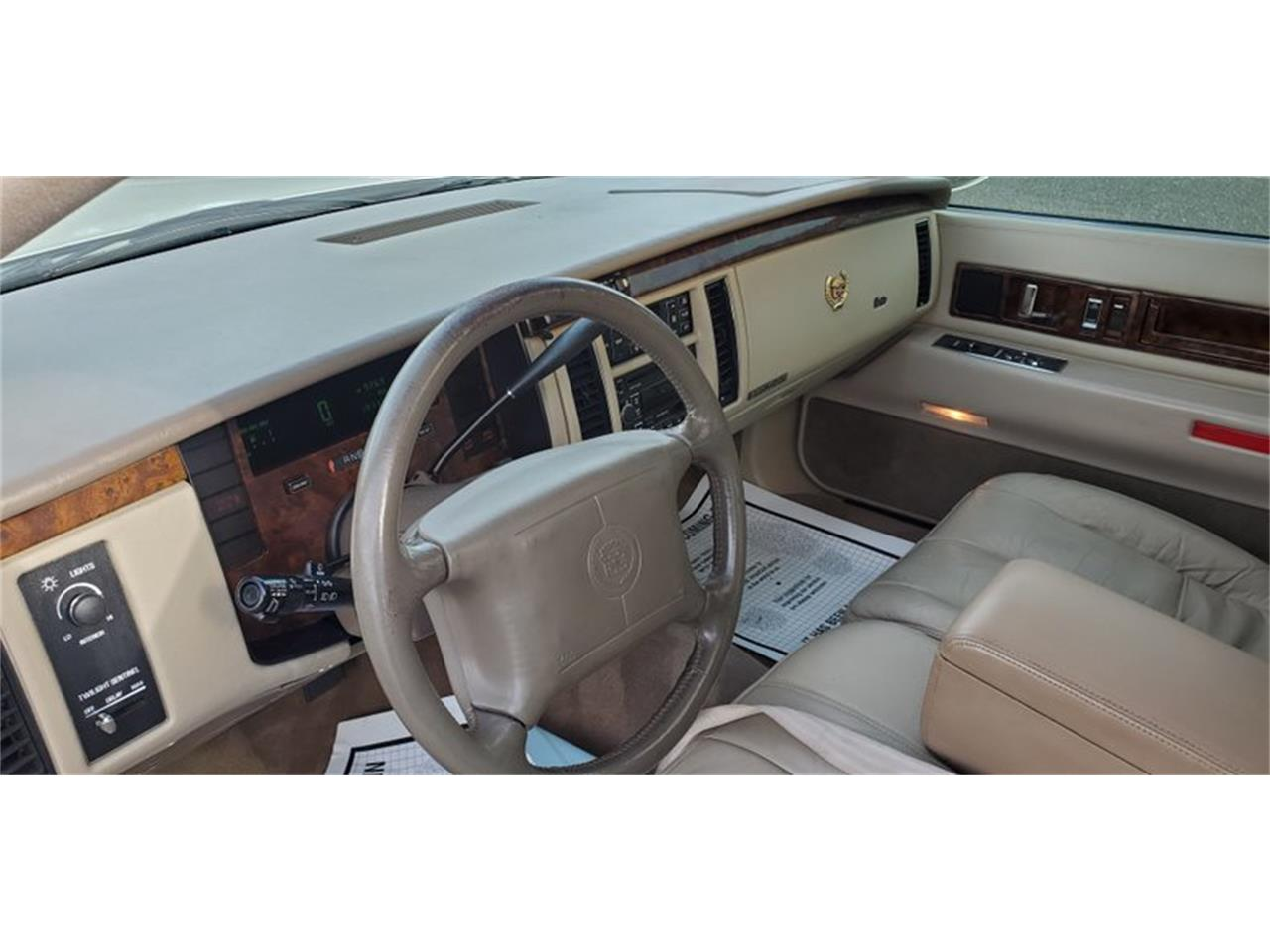 1996 Cadillac Fleetwood (CC-1355133) for sale in West Babylon, New York