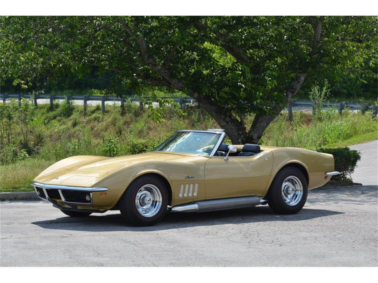 1969 Chevrolet Corvette (CC-1355144) for sale in Cookeville, Tennessee