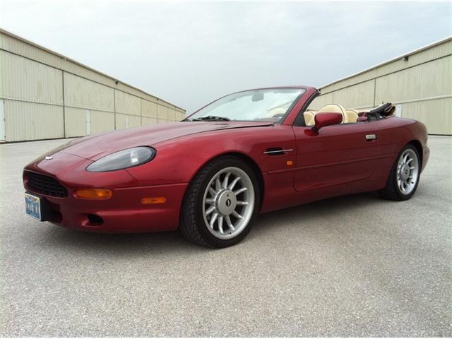 1997 Aston Martin DB7 (CC-1350516) for sale in Punta Gorda, Florida