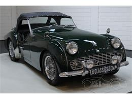 1960 Triumph TR3A (CC-1355189) for sale in Waalwijk, Noord Brabant