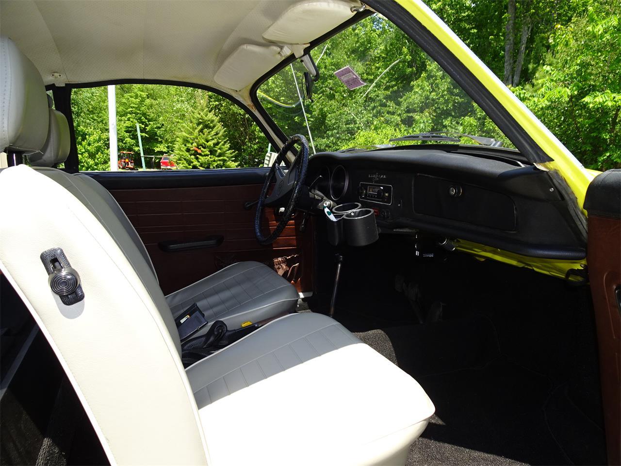 1974 Volkswagen Karmann Ghia (CC-1355197) for sale in Eliot, Maine