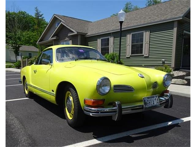 1974 Volkswagen Karmann Ghia (CC-1355197) for sale in Eliot, Maine