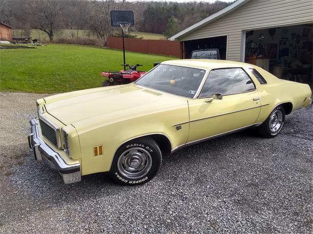 1976 Chevrolet Malibu Classic (CC-1355204) for sale in Wilcox, Pennsylvania