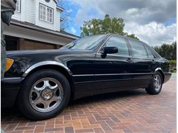1999 Mercedes-Benz S420 (CC-1355218) for sale in Tustin, California