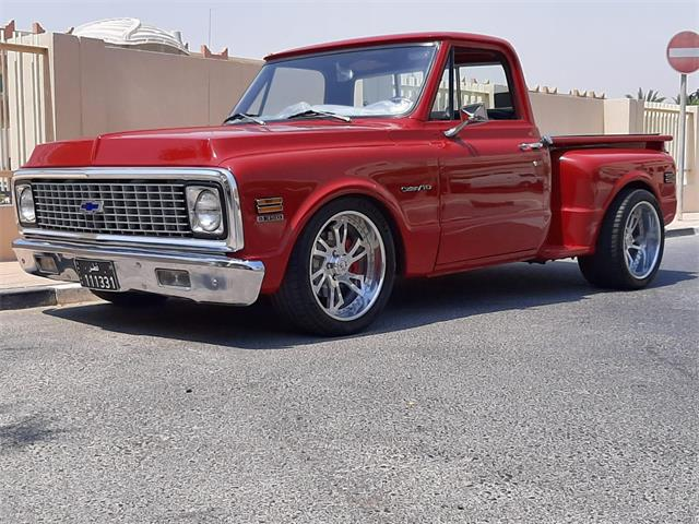 1972 Chevrolet C10 (CC-1355236) for sale in DOHA, QATAR