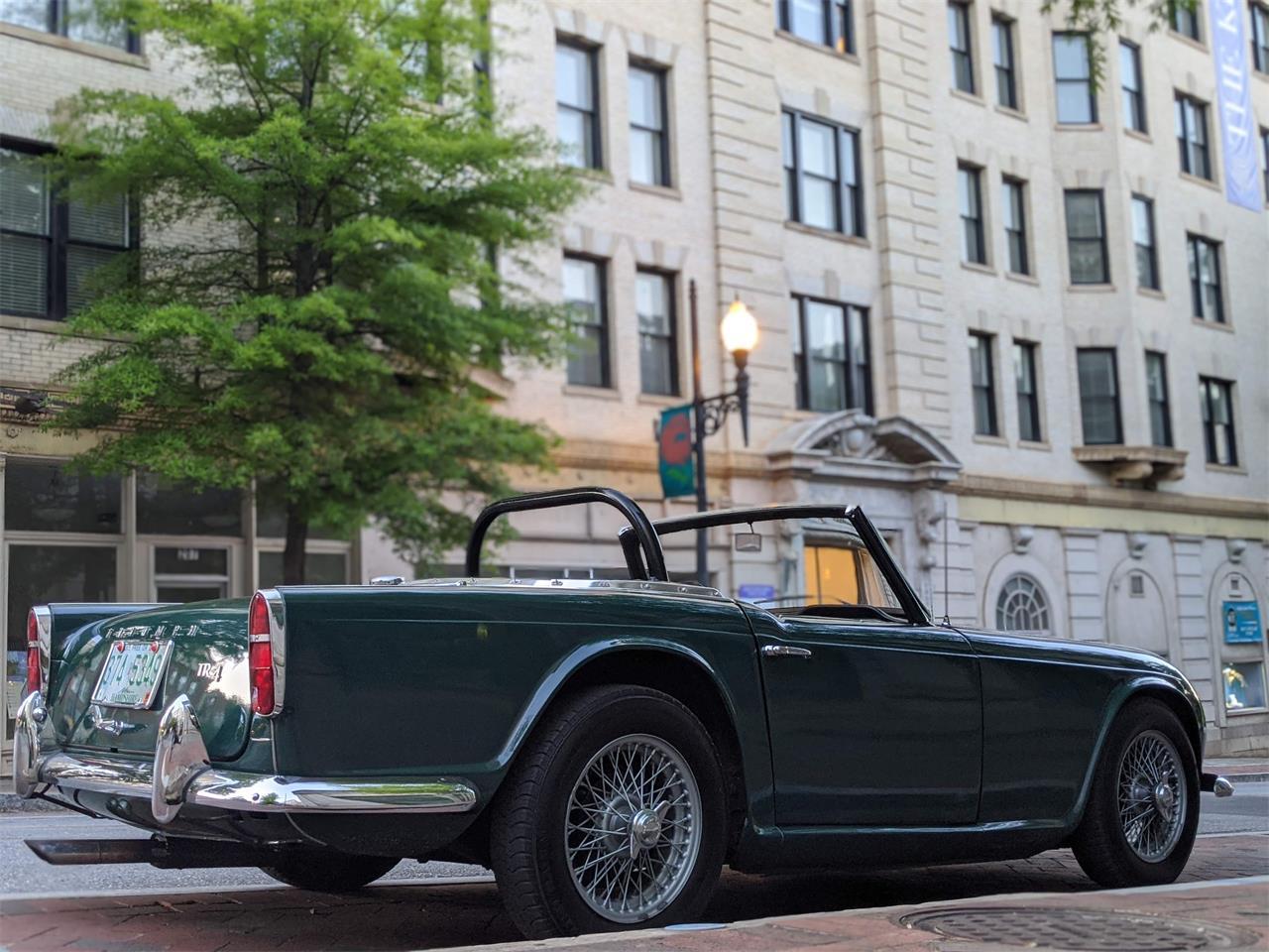 1965 Triumph TR4 (CC-1355238) for sale in Central, Virginia