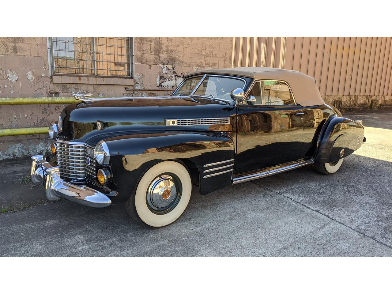1941 Cadillac 62 (CC-1355239) for sale in Central, Virginia