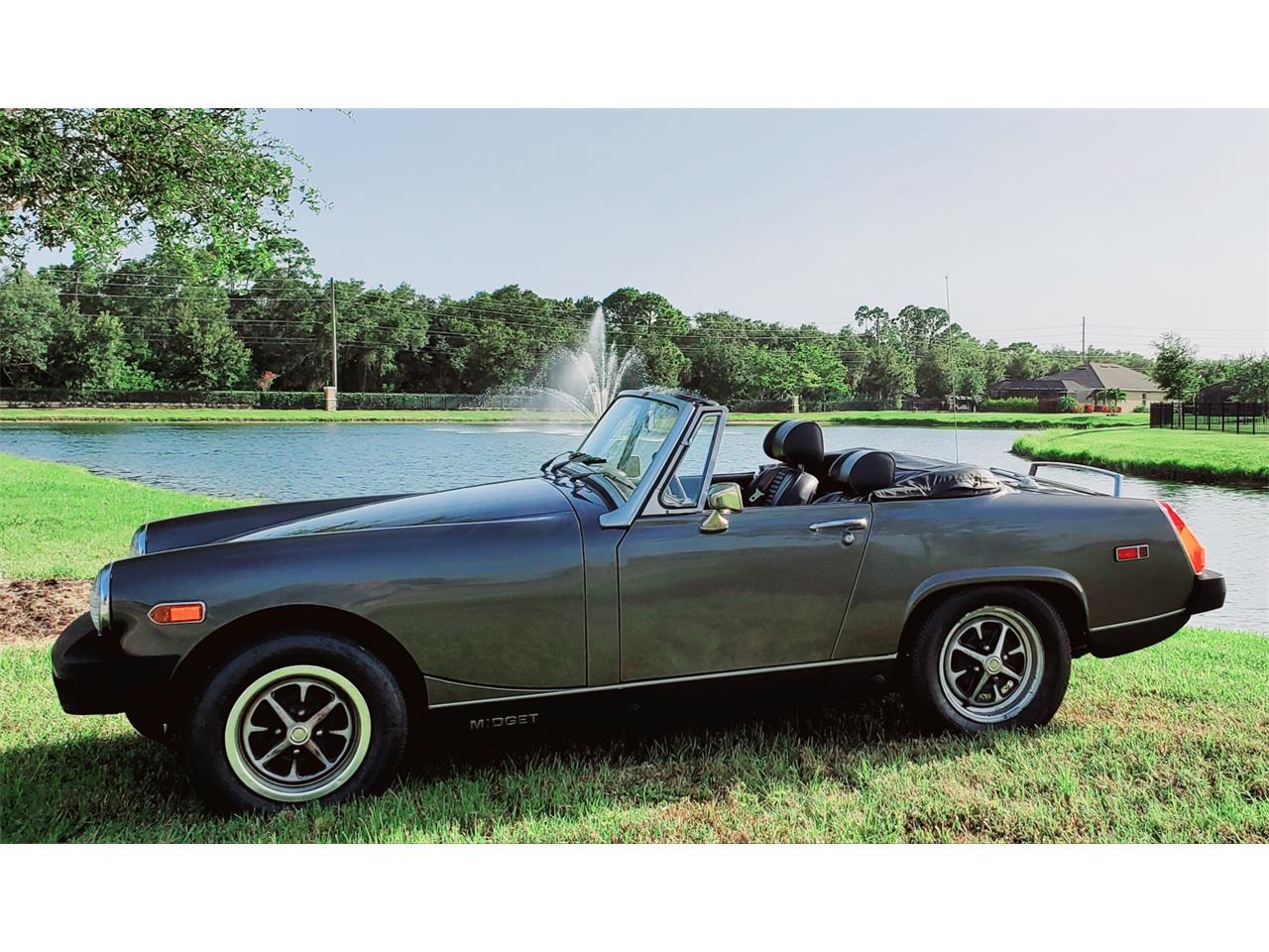 1976 MG Midget (CC-1355244) for sale in Punta Gorda, Florida