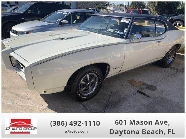 1969 Pontiac GTO (CC-1350525) for sale in Holly Hill, Florida