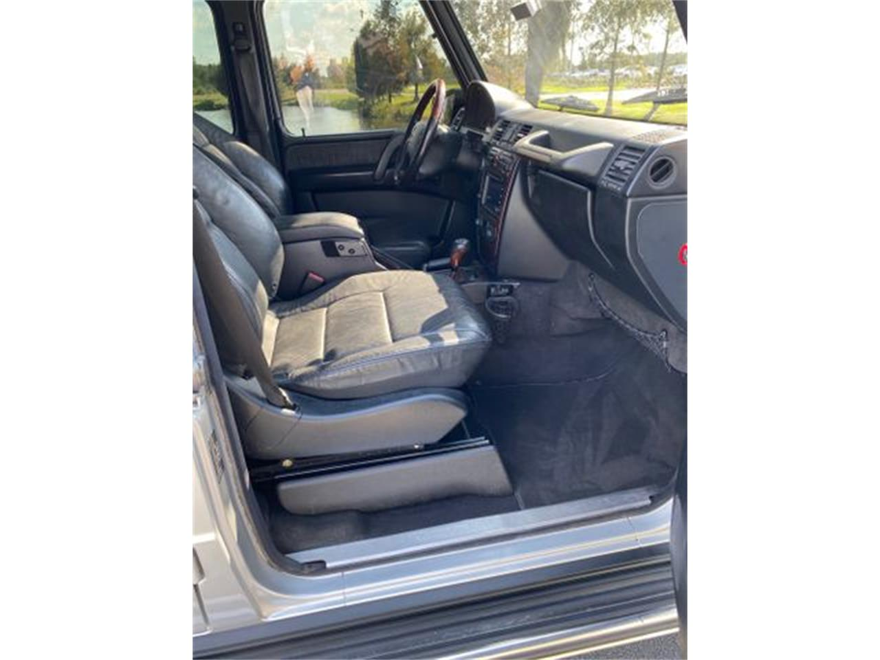2002 Mercedes-Benz G-Class (CC-1350526) for sale in Holly Hill, Florida