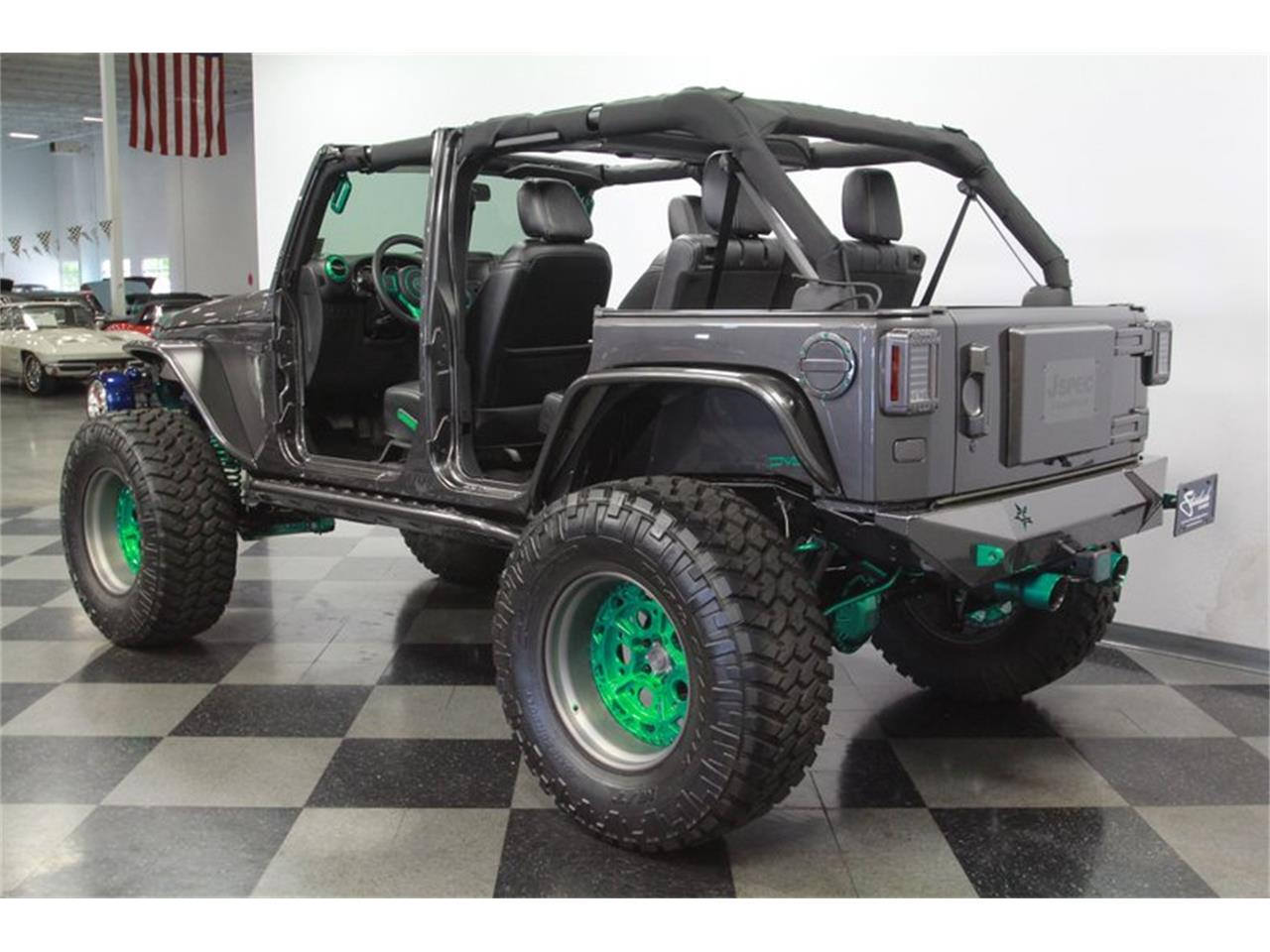2017 Jeep Wrangler (CC-1355268) for sale in Concord, North Carolina