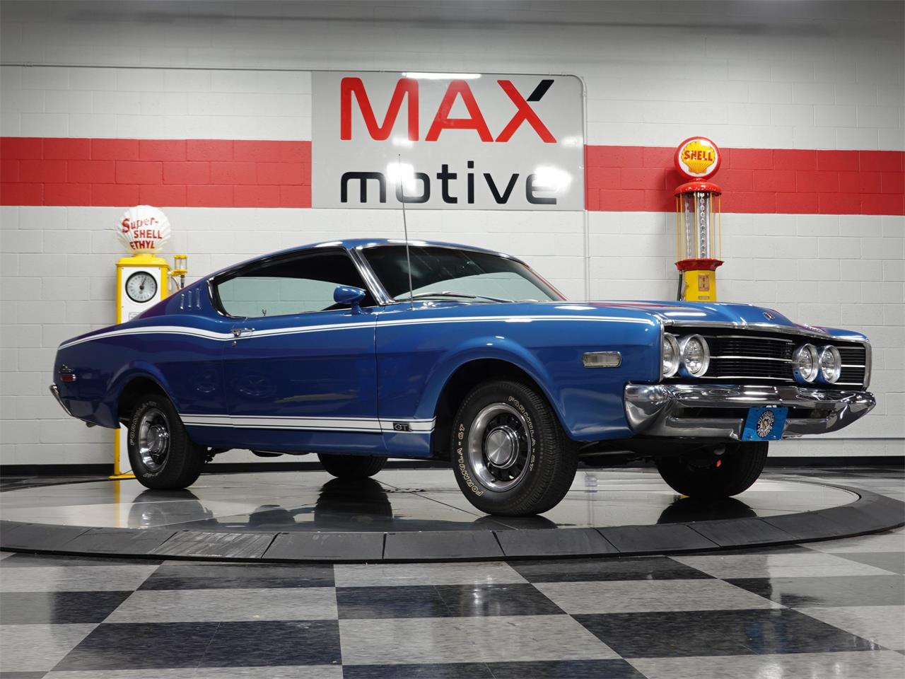 1968 Mercury Cyclone (CC-1355273) for sale in Pittsburgh, Pennsylvania