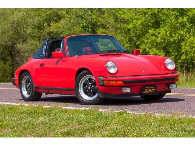 1983 Porsche 911 (CC-1355281) for sale in St. Louis, Missouri