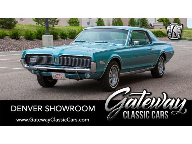 1968 Mercury Cougar (CC-1355284) for sale in O'Fallon, Illinois