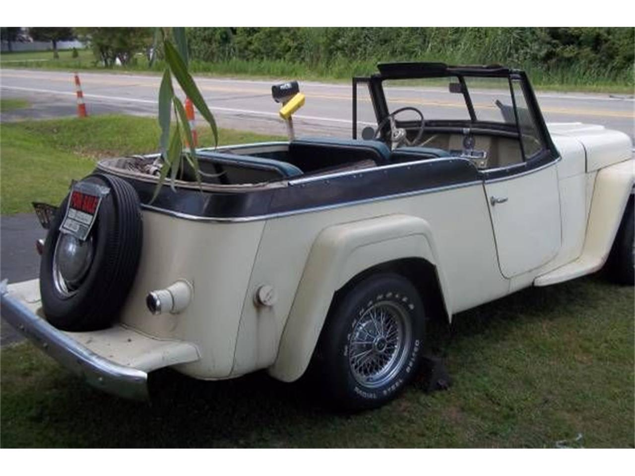 1951 Willys Jeepster (CC-1355288) for sale in Cadillac, Michigan